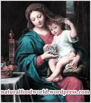 இயற்கை உணவின் மகத்துவத்தை இறைவன் நமக்கு உணர்த்திய விதம் Jesusgrapes